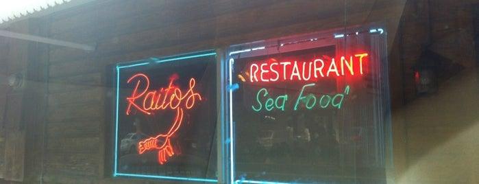 Raito's Restaurant is one of Donde pecar.