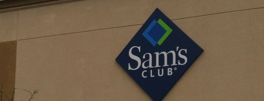 Sam's Club is one of favorite stores.