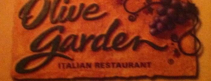Olive Garden is one of The 15 Best Places for Tours in Tampa.