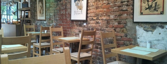 Boulangerie Bon Matin is one of LONDON RESTAURANTS.