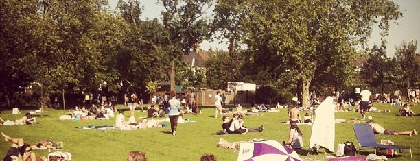 Queen's Park is one of 1000 Things To Do In London (pt 2).