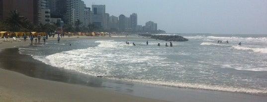 Playa Bocagrande is one of Colombia.