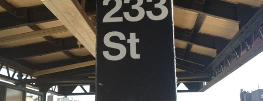 MTA Subway - 233rd St (2/5) is one of NYC Subways 4/5/6.