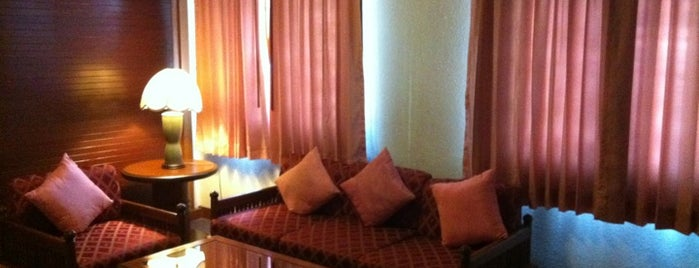 Suriwongse Hotel is one of Greater Chiang Mai.
