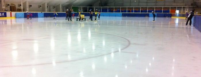 帝産アイススケート is one of スケートリンク.