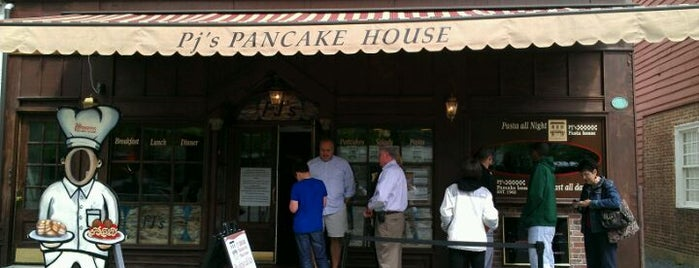 PJ's Pancake House is one of Top picks for Breakfast Spots.