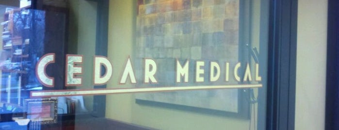 Cedar Medical is one of Medical Facilities.