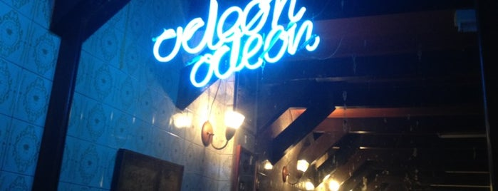 Odeon Snack Bar is one of Nightlife & Pubs.