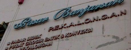 Mall Borobudur is one of Pekalongan World of Batik.