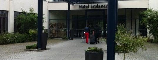 Hotel Esplanade Resort & Spa is one of Die schönsten Thermen und Wellnesshotels.