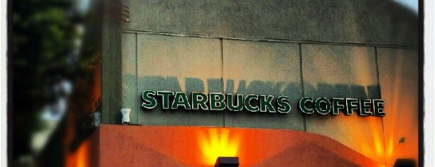 Starbucks is one of San Diego.