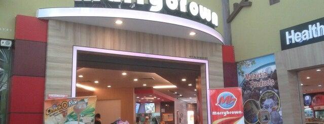 Marrybrown is one of Makan @ Utara #12.