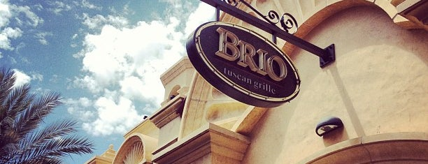 Brio Tuscan Grille is one of The 15 Best Places with a Happy Hour in Las Vegas.