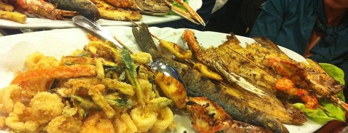 Peccato di Gola is one of Il buon pesce a tavola.