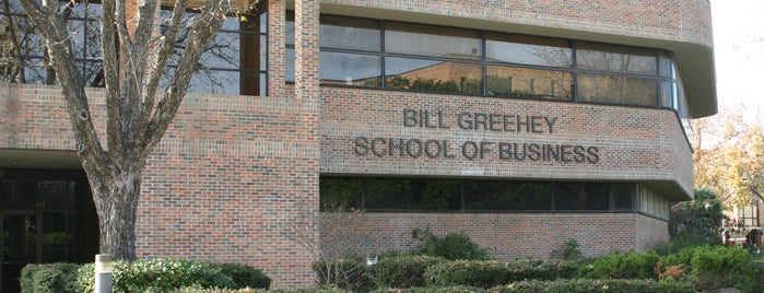 Bill Greehey School of Business is one of Campus tour.