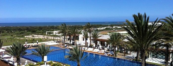 Sofitel Essaouira Mogador Golf & Spa is one of CBM in Morocco.