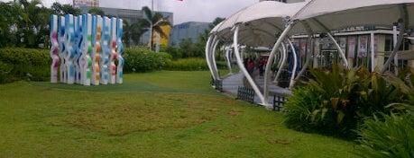 Sky Garden is one of Manila.