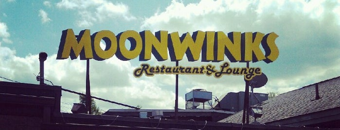 Moonwinks is one of Diner, Deli, Cafe, Grille.