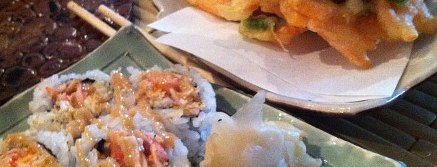Bishoku is one of What a foodie in Atlanta.