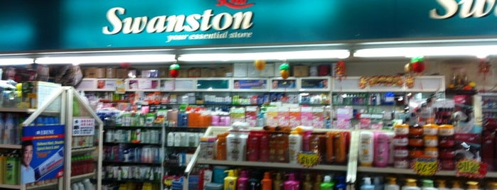 Swanston is one of Hole-in-the-Wall finds by ian thomtori.