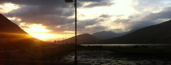 Leenane is one of Summit reunions (Things to do and see).