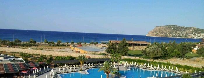Green Garden Hotel is one of Turkiye Hotels.