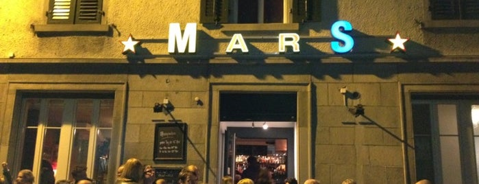 MarsBar is one of todo.zurich.