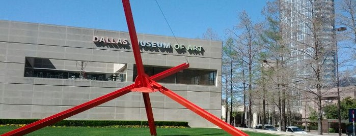 Dallas Museum of Art is one of Dallas.