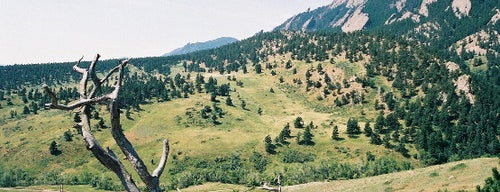 NCAR Mesa Lab is one of Boulder Area Trailheads #visitUS.