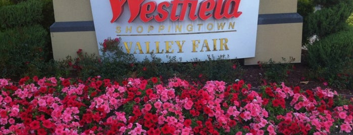 Westfield Valley Fair is one of My Places.