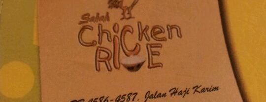 Sabah Chicken Rice Tawau is one of @Sabah, Malaysia.
