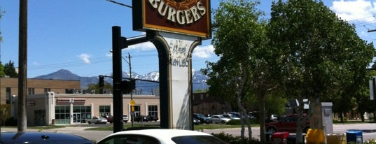 Crown Burgers is one of Oh yeah!!.