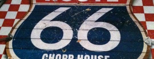 Route 66 Chopp House is one of Comer e Beber em Salvador.