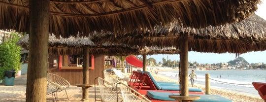 La Corriente Cevichería Nais + Playa is one of Mazatlan.