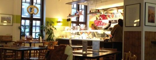 SIS. Deli + Café is one of I  BRUNCH.