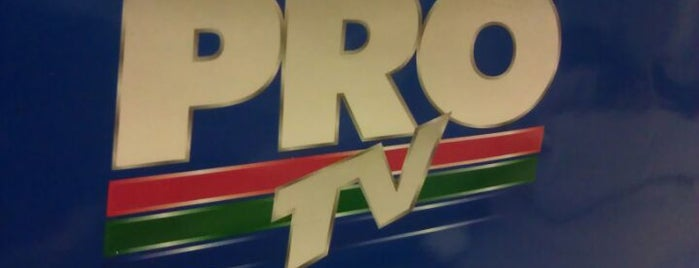 PRO TV is one of Chaînes TV.