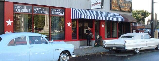 Café-Bistro Le Paladar is one of T-Rès Trois-Rivières #4sqCities.