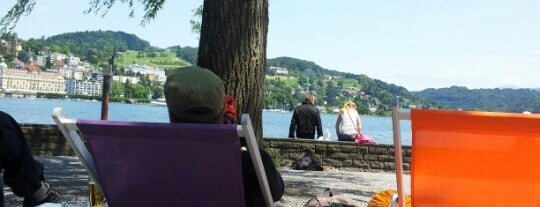 Buvette is one of Discover Lucerne.
