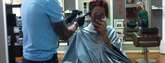 Bang Hair Salon is one of My Places.