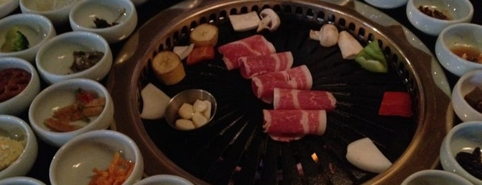 Genwa Korean BBQ is one of LA: Central, East, Valleys.