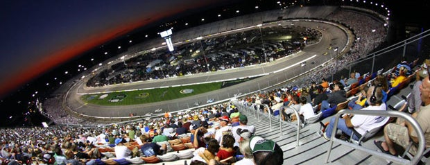 My NASCAR Cup Series Trip List
