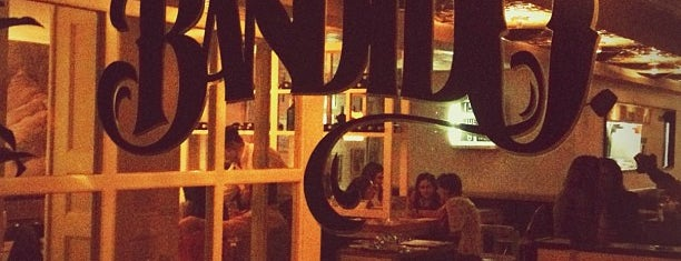 Bandido Bistro is one of The 15 Best Places That Are Good for Dates in Bogotá.