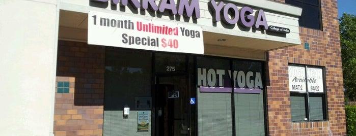 Bikram Yoga Granite Bay is one of Establishments to Frequent.