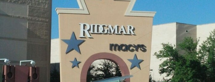 Ridgmar Mall is one of Metroplex.