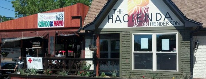 Hacienda on Henderson is one of FOOD in Dallas-Ft Worth Metroplex.