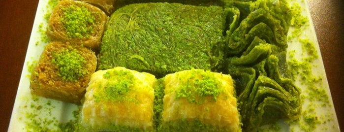 Köşkeroğlu Kebap & Baklava is one of The 15 Best Places for a Baklava in Istanbul.