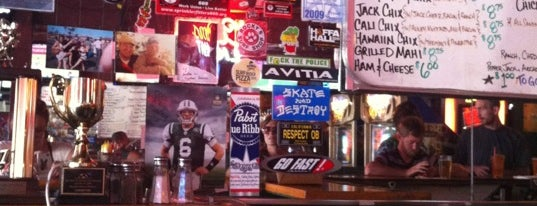 The Tilted Stick is one of Best Bars in San Diego to watch NFL SUNDAY TICKET™.