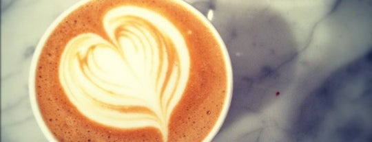 Laughing Man Coffee & Tea is one of Manhattan Essentials.