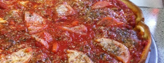 South of Chicago Pizza and Beef is one of A foodie's paradise! ~ Indy.