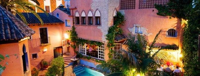 Amanhavis is one of Restaurantes Malaga.